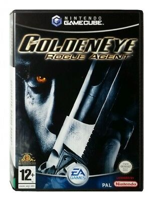 JAMES BOND 007: GOLDENEYE ROGUE AGENT (Nintendo Gamecube) Wii A