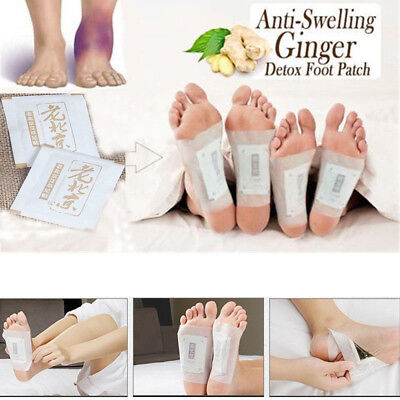 Beauty Improve Sleeping Wormwood Herbal Detoxifying Pads Detox Foot Patches