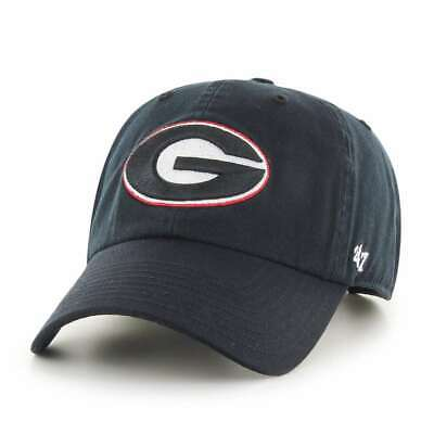 low priced 89118 c3acf Georgia Bulldogs  47 Brand Clean Up Adjustable Hat
