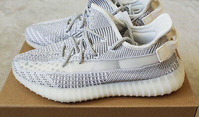3a5da53c9 NEW ADIDAS YEEZY Boost 350 V2 Static Non Reflective UK 5.5 US 6 US W ...
