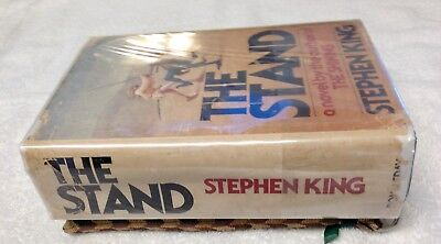 The Stand Stephen King First Edition (T39) Doubleday