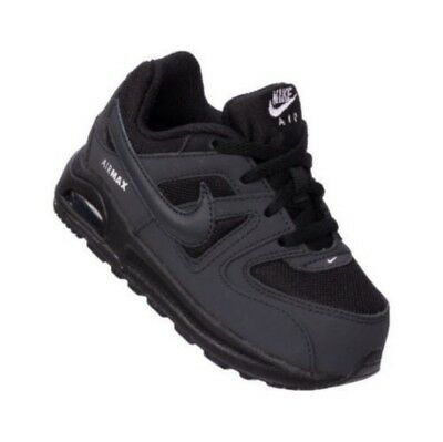 89344a1034e79 Nike Air Max Command Flex (TD) Black Anthracite 844348-002 Toddler Shoes  Size