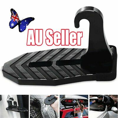 U Shape Vehicle Access Rooftop Doorstep Roof-Rack for Car Jeep SUV Safety NW