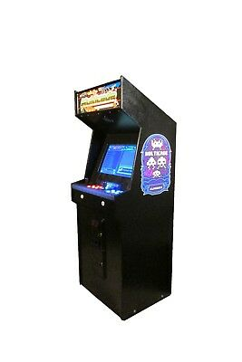 NEW ARCADE 645 in 1 MULTICADE ARCADE GAMES!
