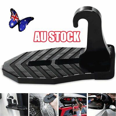 U Shape Vehicle Access Rooftop Doorstep Roof-Rack for Car Jeep SUV Safety VW