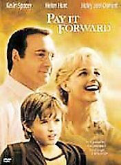 Pay It Forward DVD 2001 Brand New Sealed