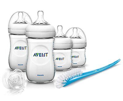 Philips Avent Natural 290 PP Newborn Starter Set|Free Delivery in 3 days