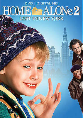 Home alone 2 lost in New York dvd digital HD sealed