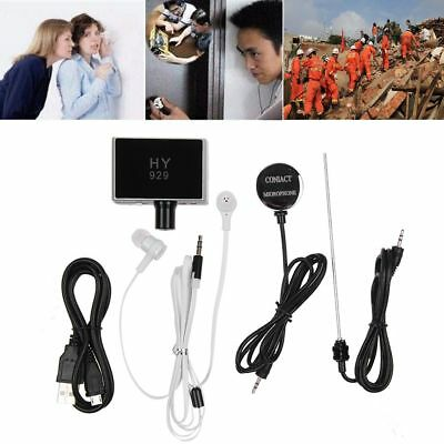 High Strength Wall Microphone Voice Bug/Ear Listen Through Wall Device Bug