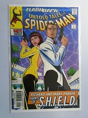 Untold Tales of Spider-Man #-1A, 8.5/VF+ (1997)