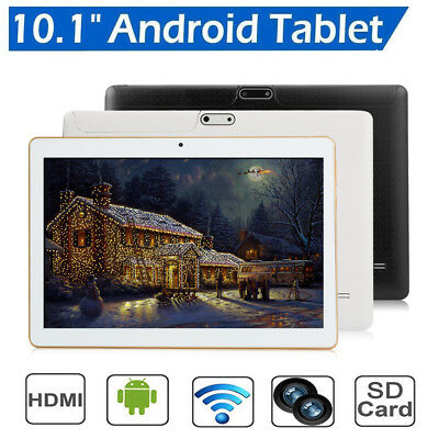 "10.1"" Tablet PC Android 6.0 4G+64G Octa-Core Dual SIM & Camera Phablet GPS Wifi"