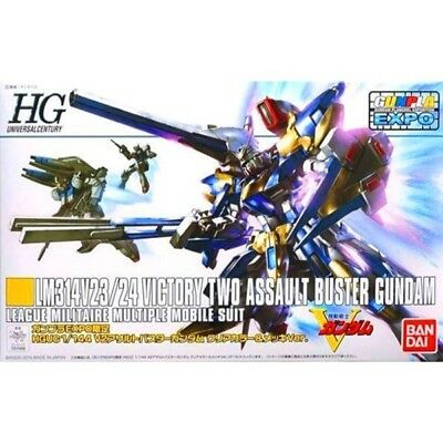 LM314V23/24 Victory Two Assault Buster Gundam (Gunpla Expo Limited) - Neuware