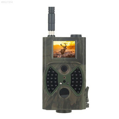 ACEC Waterproof 1080P IR 12MP Hunting Camera HC300A Night Vision Support TF Card