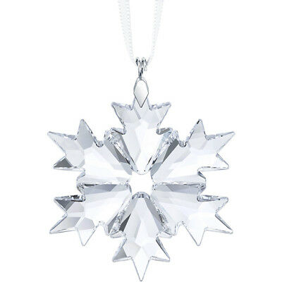 SWAROVSKI Little Snowflake Christmas Crystal Ornament 2018 5349843