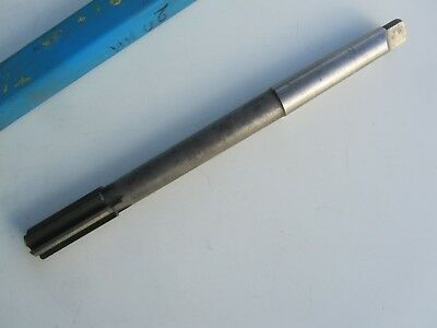 20mm Machine HSS MT2 Morse Taper Shank Milling Reamer H8