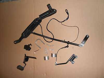 Jeff Gosling Disabled Drivers Hand Controls Kit ( REMOVED FROM PEUGEOT 307 SW )