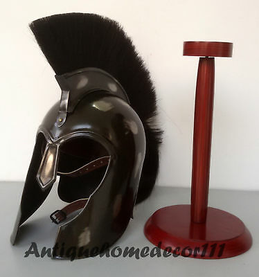 Medieval Knight Spartan Armour Helmet Replica Collectible Halloween Style gift