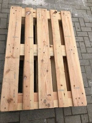 Heavy Duty Wooden EURO PALLET. Build Your Own Shabby Chic Pallet Furniture!!