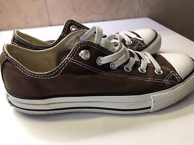 converse all star marroni