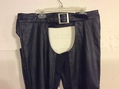 Harley Davidson Lady's Leather Chaps