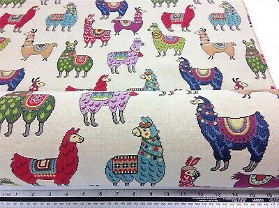 Neuf World Chats Tapisserie Fabric Matériel 3 Tailles