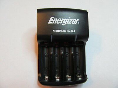 Energizer Charger (REDUCED) used for Rechargeable Batteries AA - AAA LR6 LR03