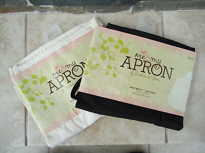 "Adult Apron 28""L X19"" W 3Pk By Barbara A.Green"