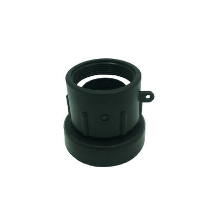 IBC Water Tote Tank Adapter Hose Cap for 80 mm Thick Thread Outlet 2 ''