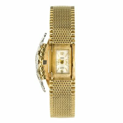 Watch jewel lady gold diamonds