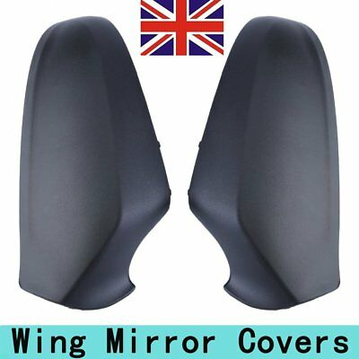 Vauxhall Astra H MK5 Wing Mirror Cover Cap Casing 04-09 Pair Durable UK STOCK SK