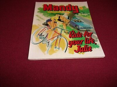 EARLY MANDY PICTURE STORY LIBRARY BOOK from the 1970's - never read: ex condit!