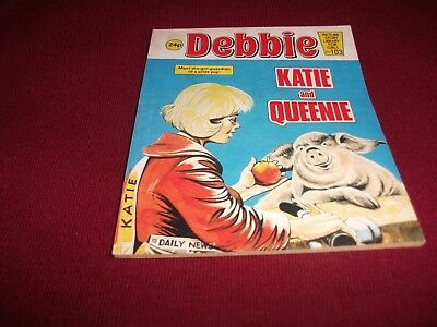 RARE DEBBIE  PICTURE STORY LIBRARY BOOK  from 1980's  never been read vg condit!