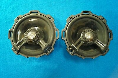 "Rockford Fosgate T152 Harley Fairing 5-1/4"" Power Series 2-way Coaxial Speaker"