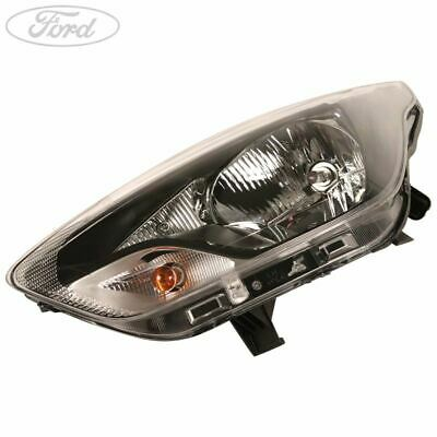 Genuine Ford C-Max O//S Front Head Lamp Light Unit With Halogen Bulbs RHD 2011249