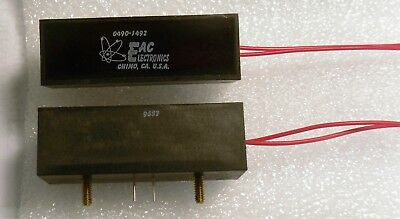 EAC 0490-1492 2A Reed Relay 10V Coil - NEW -  for use in HP Test Equipment