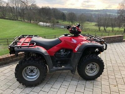 Honda TRX 500 FE Road Legal Farm QUAD