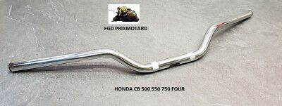 Honda Cb 500 Four Guidon Acier Chrome