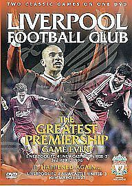 The Greatest Premiership Game Ever Liverpool FC 4 Newcastle 1