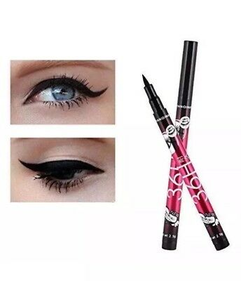 36H Black Waterproof Precision Liquid Eye Liner Pencil Make Up Beauty