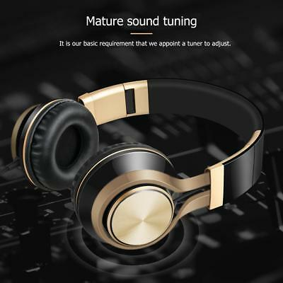 K2 Portable Wired Headphones Over-Ear Headset Super Bass Earphone for Phone PC