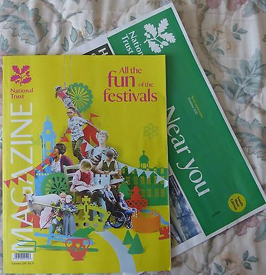 National Trust Magazine + News & Events Paper South West Edition - Summer 2017
