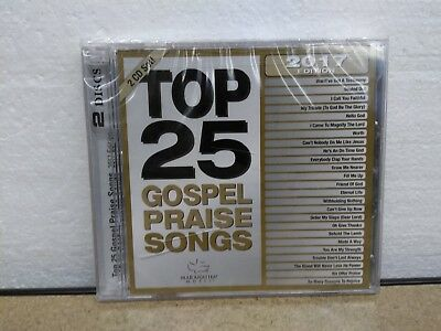 MARANATHA MUSIC - Top 25 Gospel Praise Songs 2017 CD