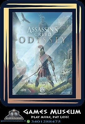 Assassin's Creed Odyssey PC - Gioco Italiano Originale Completo AC 2019 Assassin