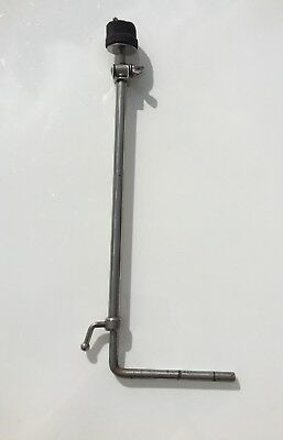 Vintage 1950s WFL / Ludwig Cymbal L Arm Cymbal Stand For Bass Drum