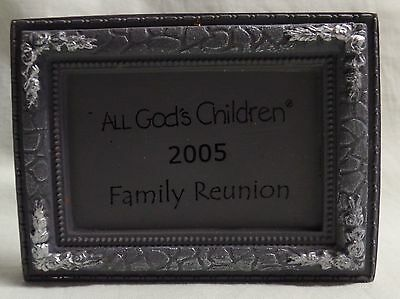 All Gods Children 2005 Family Reunion Sign Martha Root
