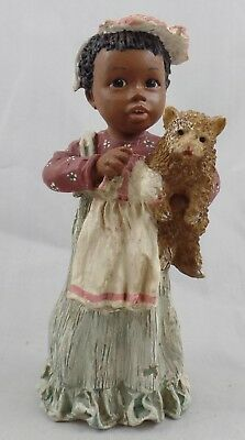 "All Gods Children Figurine ""kiki"" 1994 Miss Martha Originals"