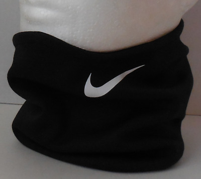 bd9313f5d5e NIKE Youth Unisex Thermal Neck Warmer Color Black White Size OSFM New