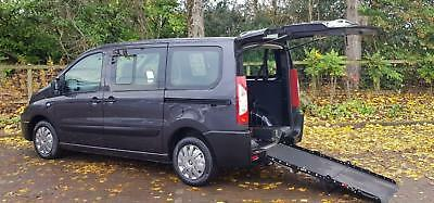 2012 Peugeot Expert Tepee 2L Hdi Diesel ⭐Wheelchair disabled access vehicle