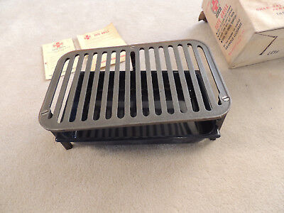 Griswold Tote Grill in original box with instructions