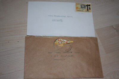 Lot 116 Nachlass Briefe Bedarfspost alle Welt cover Pacific Island Tonga